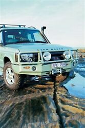 ARB 4x4 Accessories 3432120 Front Deluxe Bull Bar Winch Mount Bumper Fits Rover