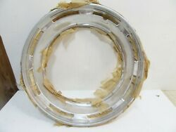 4 Nors 1960-1966 14 Inch Chevrolet Station Wagon Trim Rings