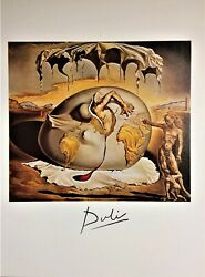 Salvador Dali Hand Signed Geopoliticus Child Watching ...  Print