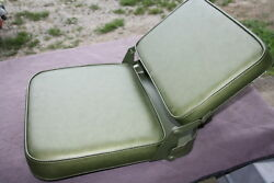 1973-1979 Ford Truck Supercab Extended Cab Rear Jump Seat