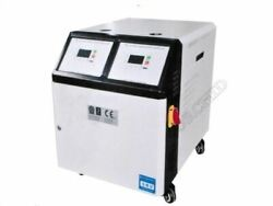 9kw Oil Type Two-in-one Mold Temperature Controller Machine Plastic / Chemica Co