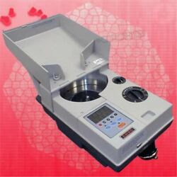 Electronic Coin Change Sorter Coin Counter Counting Machine For Most Countrie Ep