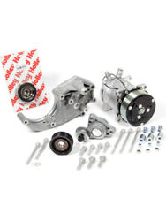 Holley Ls Engine Swap Accessory Drive Sanden 508 A/c Only Chevy V8 20-141