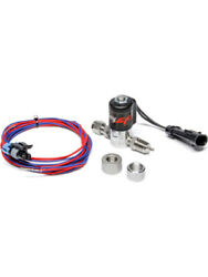 Holley Solenoid Water/methanol Injection S/s Black Powdercoated Kit 557-106