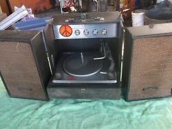 The Voice Of Music Portable Record Player Vm Model 361