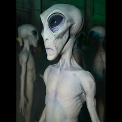 Alien Ufo Roswell Life Size Prop Halloween Haunted House