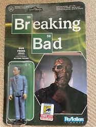 Breaking Bad Gus Fring Dead Action Figure Sdcc 2015 Exclusive 500 Pcs Limited
