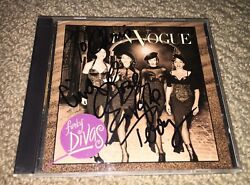 En Vogue - Signed Funky Divas Cd Signed By Terry Ellis And Cindy Herron W/proof