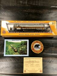 Algoma Central 184 Ho Locomotive And Supporting Items