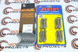 Arp Rod Bolt Kit And Acl Race Series Rod Bearing Set For Bmw M3 E90 4.0l S65b40 V8