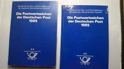 East Germany Ddr 1985 Hard To Find Stamp Year Book