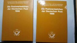 East Germany Ddr 1986 Hard To Find Stamp Year Book