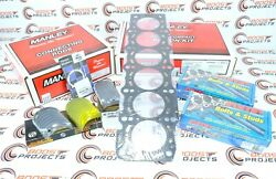 Manley Pistons And Rods W/ Gasket And Acl Bearings And Arp Stud Kit For Supra 2jzgte