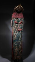 Art African Costume and Mask Elephant Bamoun