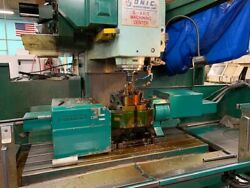 Matsuura 1000 1985 CUSTOM BUILT 5 AXIS! ONE OF A KIND with 250 + tool holders!