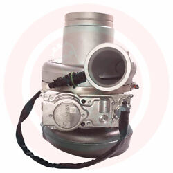 D16f/epa07 Turbo 85136182 Volvo He500vg/he551ve-2100+600 Core - With Actuator