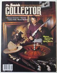 The Inside Collector Magazine 1993 Vol. 3 4 Antiques, Disney, Westerns M079