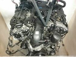 2016 MERCEDES E400 FITS 15-17 3.0L COUPE AWD ENGINE MOTOR 60K