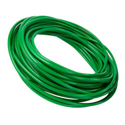 Firm Welding Green Inch Tube Air/water Inner Dia 1/4 Outer Dia 3/8 - 250 Ft