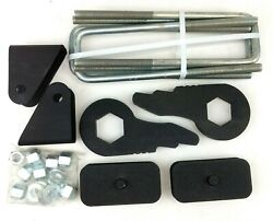 00-10 Chevy 1500hd, 2500hd, 3500hd - 2-3 Truxxx Front And Rear Lift Kit 405030