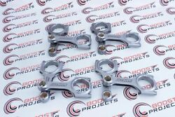 Manley Pro Series I-beam Steel Connecting Rods For Chevrolet Big Block 14172-8