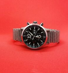 Sir Harris And Associates Automatic 25j Chronograph Pilots Watch Made To Order