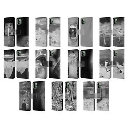 THOMAS BARBEY ILLUSIONS LEATHER BOOK WALLET CASE FOR APPLE iPHONE PHONES