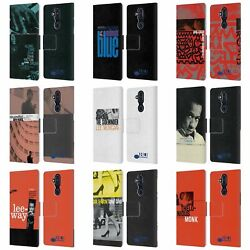 Blue Note Records Albums 2 Leather Book Wallet Case For Microsoft Nokia Phones