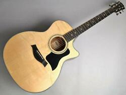 New Taylor 314ce V-class Natural Acoustic Guitar From Japan