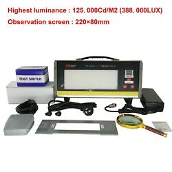 Led Industrial Radiographic Film Viewer X-ray Meter 125000cd/m2 For Ndt Testing
