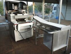 Hobart Meat Wrapping Machine Scale System Labeler