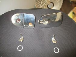 Porsche 914-4 And 914-6 1970-1976 Left And Right Outside Door Handle New Aftermarket
