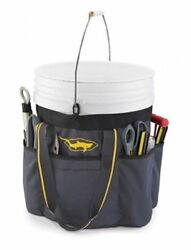 Old Harbor Outfitters Deck Mate 5 Gallon Bucket Fishing Tackle Bag Organizer $8.99