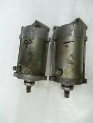 76-77 Kz900 A4 A5 B1 C2 Starter Motor Assy 21163-004 Tested Guaranteed 1 Only