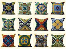 Set Of 10 Inexpensive Decorative Pillowcases Cushion Covers