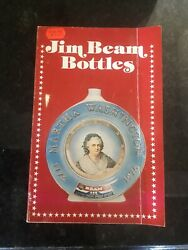 Vintage Jim Beam Bottles Identification And Price Guide 1976 Eighth Edition
