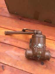 Vintage Sargent Pot Belly / Traditional / Door Closer Made In The Usa