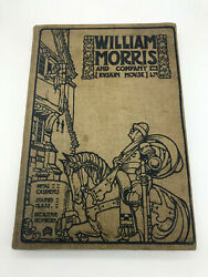 William Morris And Company Metal Casements Stained Glass Decorative Ironworks