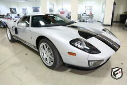 2005 Ford GT 2dr Cpe 2005 Ford GT ONE OWNER 600 MILES 4 OPTIONS 1 OF 156 QUICKSILVER PRISTINE!!!