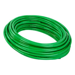Firm High-temperature Green Chemical Tube Inner Dia 3/8 Outer Dia 9/16 - 50 Ft