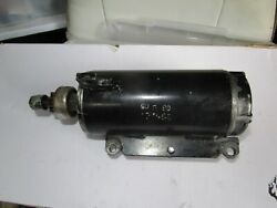 Johnson Evinrude Outboard Part Starter Motor C V6 8 Tooth 150hp 235hp 1976-1991