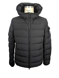 Nwt Peuteryslim Fit Down Jacket In Nylon And Jersey Kenobi Ag 03 Peu3259