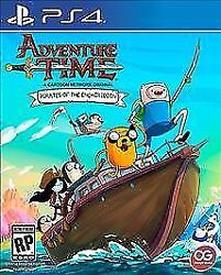 Brand New Adventure Time Pirates Of The Enchiridion Ps4 Sony Playstation 4