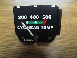 Comanche Pa24 250 260 Pa30 Cylinder Head Temperature Cht Perfect Face Warrant