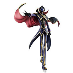 GEM Series Code Geass Revival of Lelouch Zero ABS & PVC Painted Complete F 【NEW】