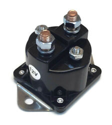 Winch Solenoid Relay 4 Terminal For Warn 72631, 28396 Fit Xd9000, Xc9000i, 9.5ti