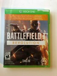 New Battlefield 1 Revolution Edition Microsoft Xbox One Pass 4 Expansion Packs