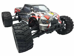 Monster Truck Bowie Electrical Brushless 110 Esc 2.4ghz Rtr 4wd E10mtl Himoto