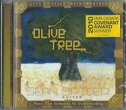 Sean Spicer - Olive Tree Cd New Sealed Ships 1st Class