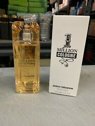 One Million Cologne By Paco Rabanne Edt 4.2 Oz / 125 Ml For Menbrand New Tester
